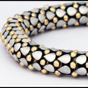 Jewelry - BICO Flexible Bracelet With gold elements